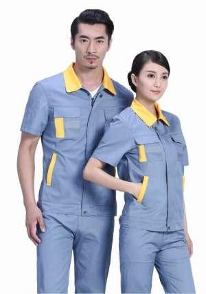 定做短袖工作服出厂时的熨烫步骤是怎样的?